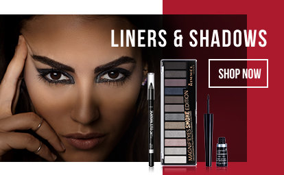 Rimmel - Liner and Shadows