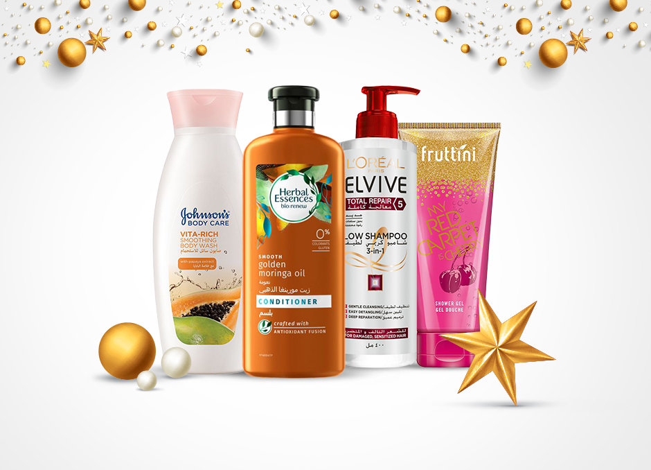 Personal Care |Up to 40%off