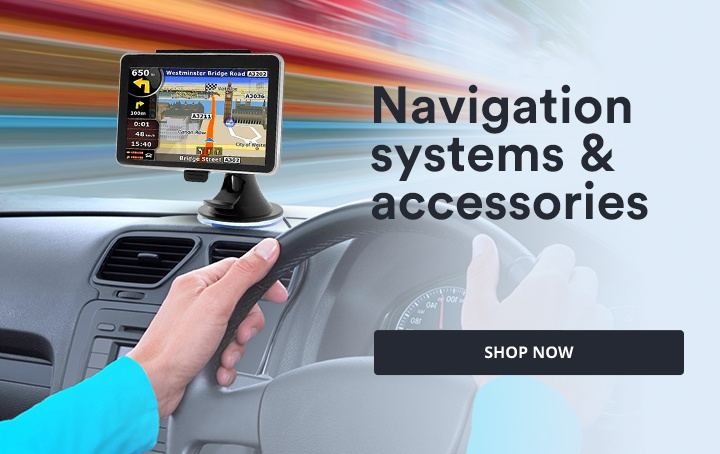 Navigation Systems & Accessories