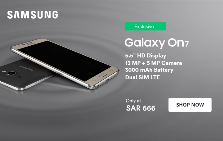 Samsung Galaxy On7 Exclusive on Souq.com