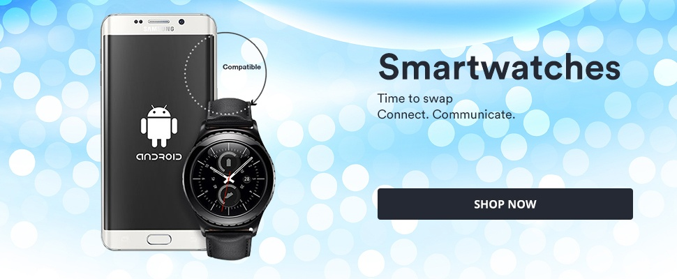 Time to swap | Smart Watches