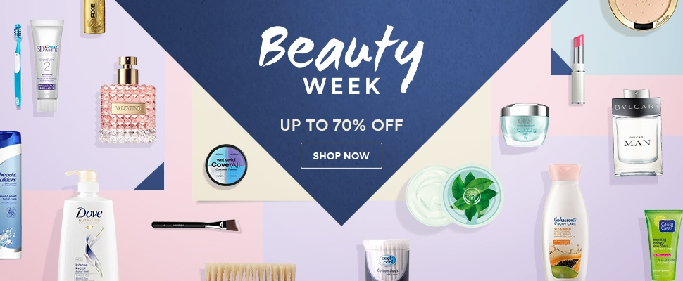 Beauty Week is on!