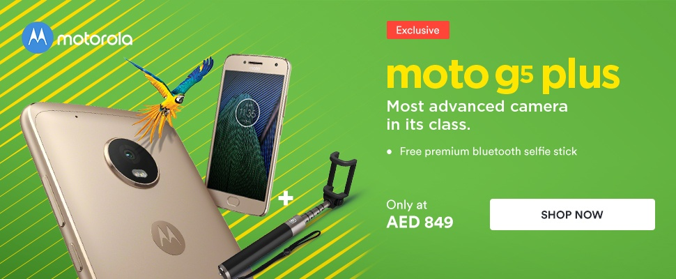 Exclusive Launch: Moto G5 Plus