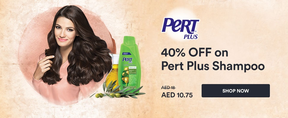 Pert Plus Shampoo