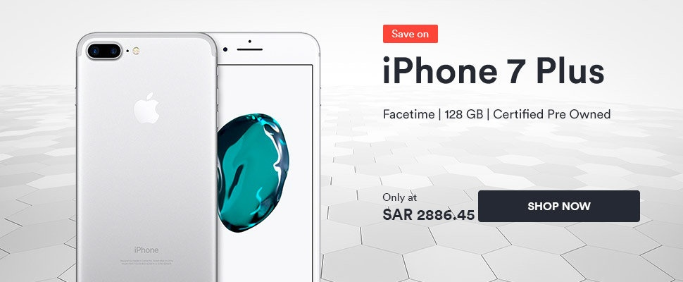 Apple iPhone 7 with FaceTime - 128GB