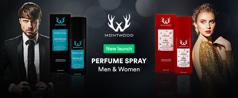 Montwood: Fragrances to fulfill your passion