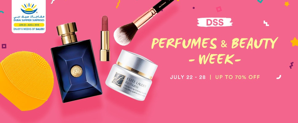 DSS Special | Perfumes & Beauty Week