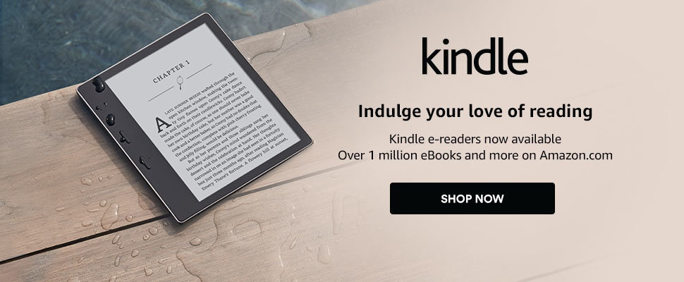 New launch | Kindle
