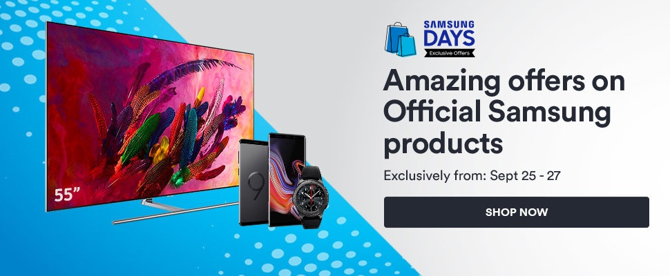 Samsung Days | Exclusive Offers