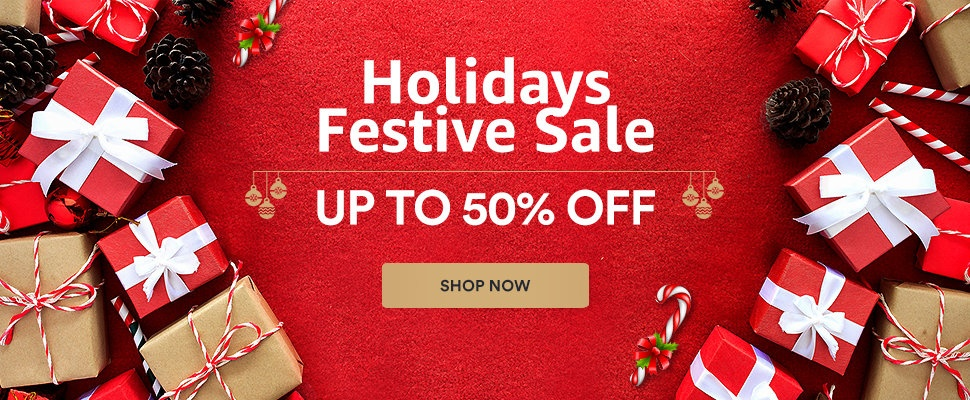 Holidays Festive Sale