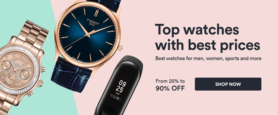 Top watches withe best price
