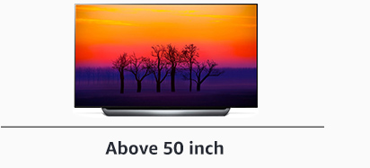 Above 50inch
