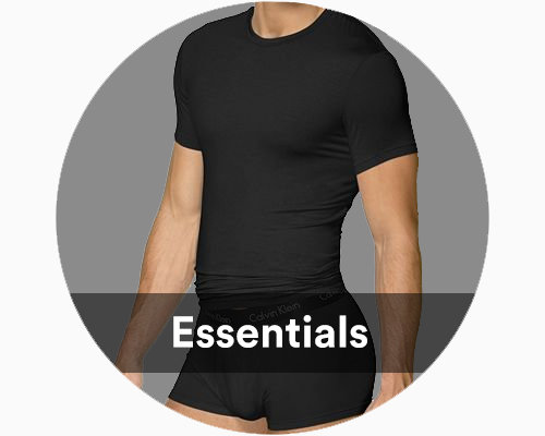 Men essentials