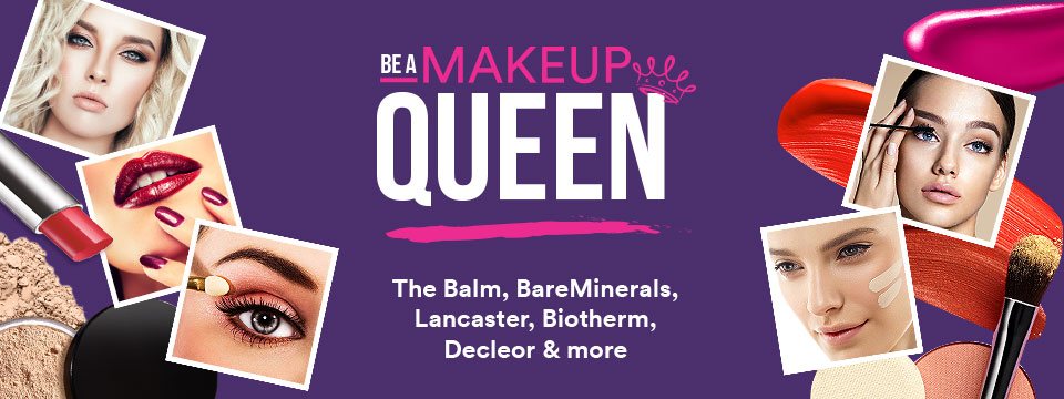 Be a Makeup Queen