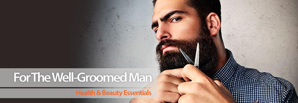 For The Well-Groomed Man