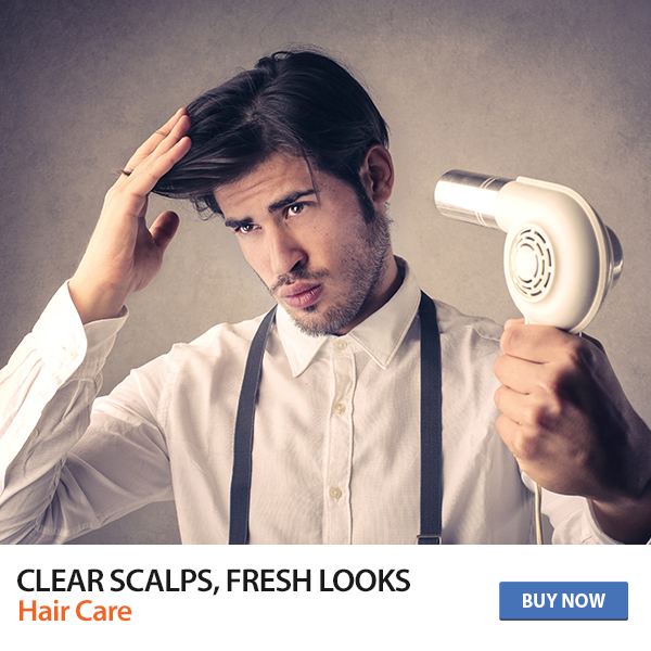 Clear Scalps, Fresh Looks