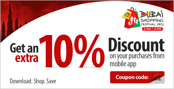 Souq Com Get Extra 10 Off On Mobile App Purchase