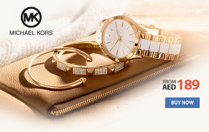 Michael Kors   From 189 AED