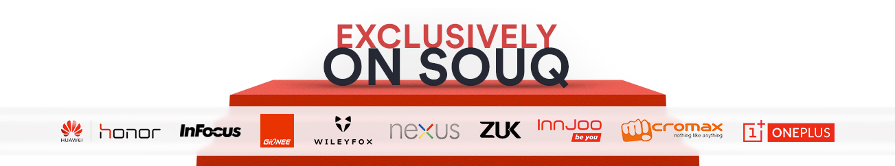 Exclusively on Souq
