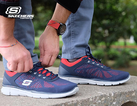 Skechers | Sports & casual shoes | Up to 40% off