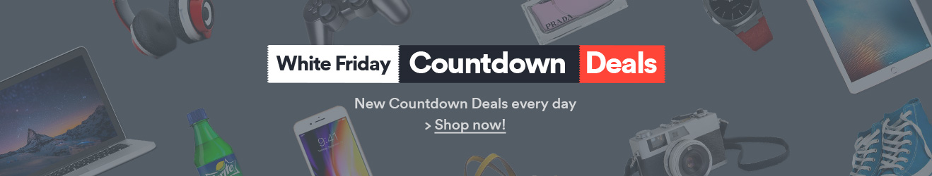 Save big on White Friday Sale- Get a surprise from Careem