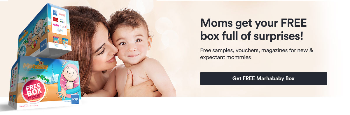 Moms get your FREE box full of surprises!
