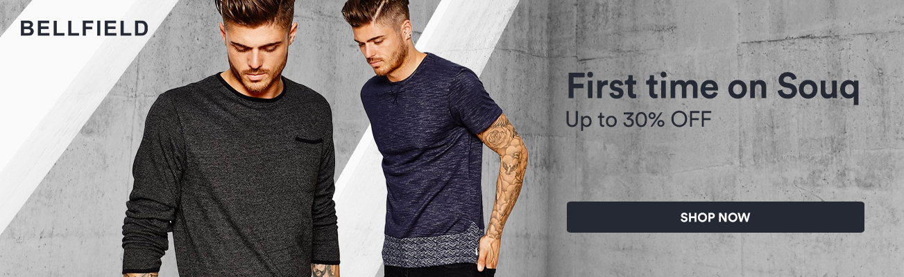 First time on Souq | Up to 30% Off