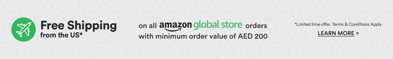 Aamazon Global Store - Freeshipping