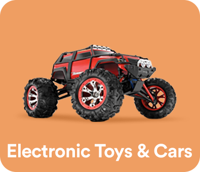 Electronic Toys & Cars