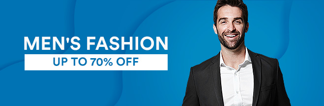 Men fashion | Up to 70% Off