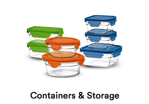 Containers & Storage