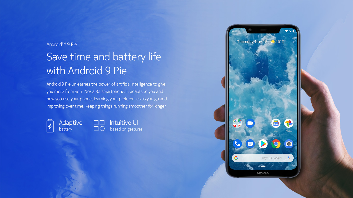 Save time and battery life with Android 9 Pie