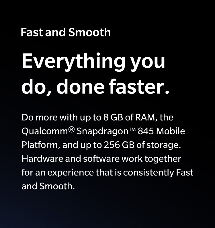 Everything you do, done faster