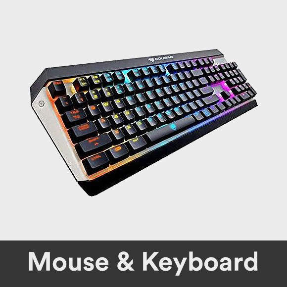 Mouse & Keyboard