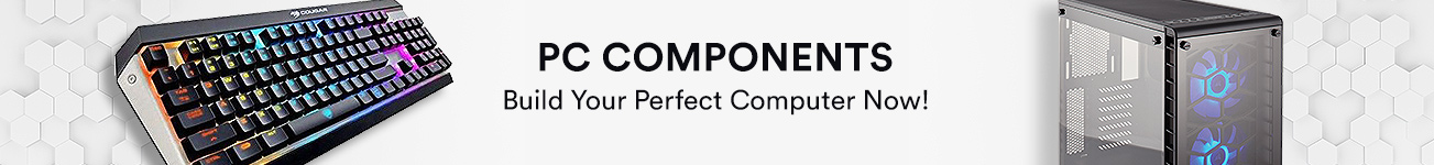 PC Components | Build your perfect computer now!