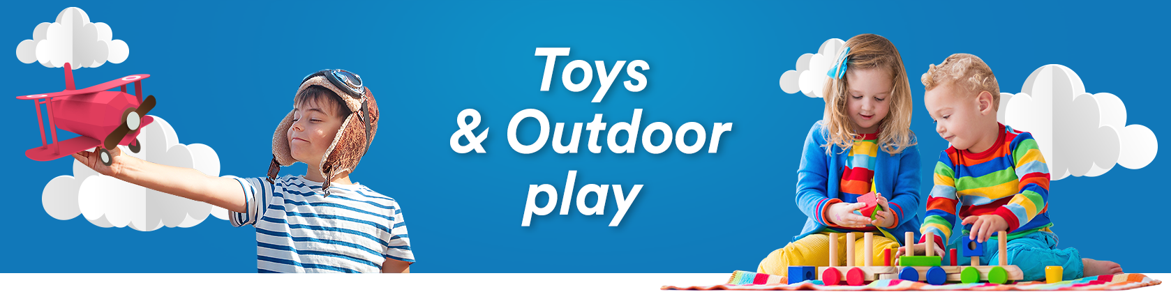 Toys & Outdoor play