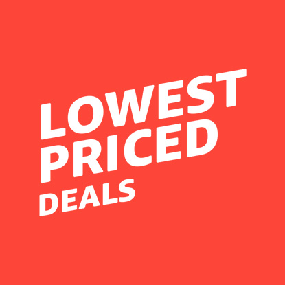 Lowest Priced Deals