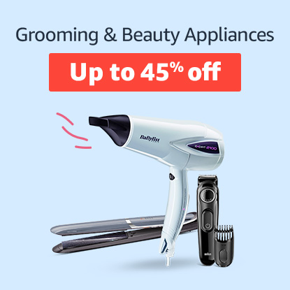 Grooming & Beauty Appliances
