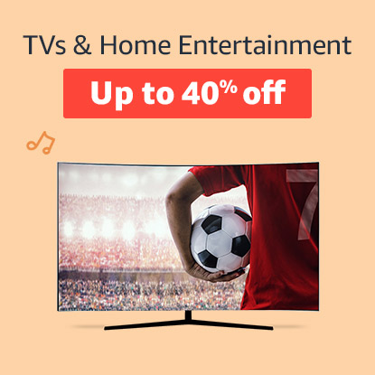 TVs & Home Entertainment