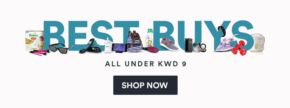 Best Buys All under KWD 9