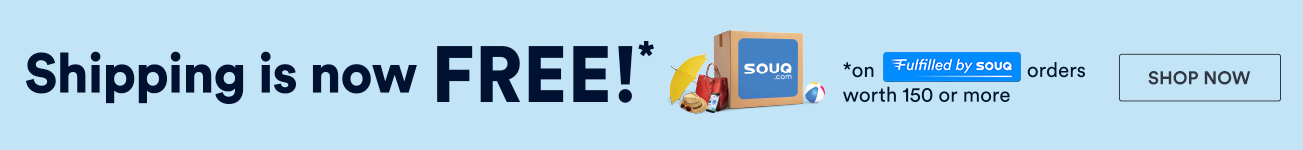 Shipping is now FREE!