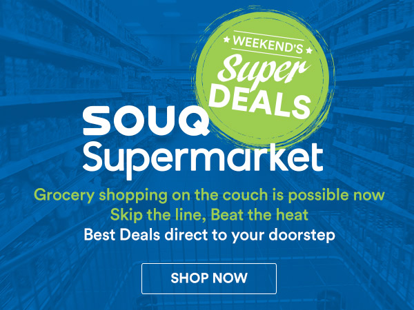 Souq Superstore Weekend Super deals
