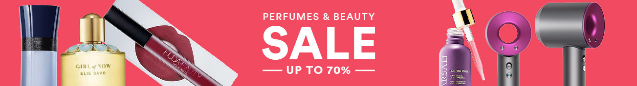 perfumes & beauty sale