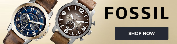 Fossil Watches (Men)