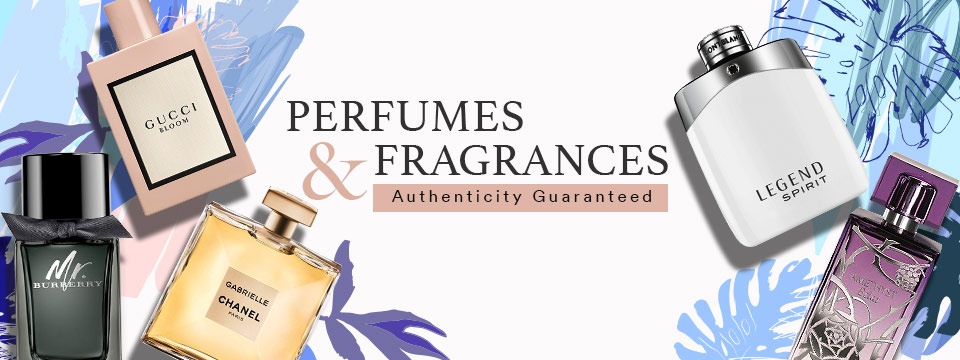 Perfumes & Fragrances Authenticity guaranteed