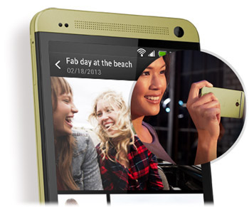 HTC Zoe: Your photo gallery brought to life