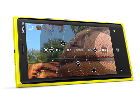 Create incredible photos with the Nokia Pro Camera