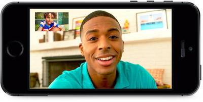 FaceTime HD Camera.(Facetime may not be available in your country)