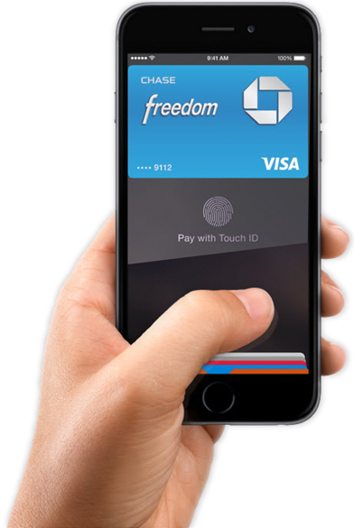 iphone 6 reviews Forgot Your Wallet?
