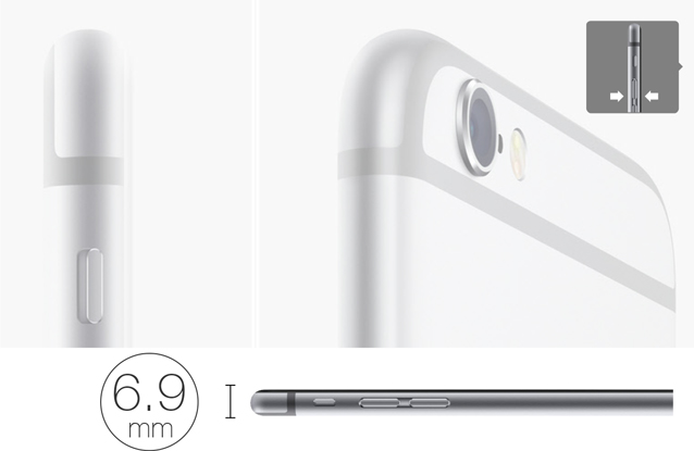 what does iphone 6 look like Slim is In